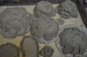 základ na keramickou misku